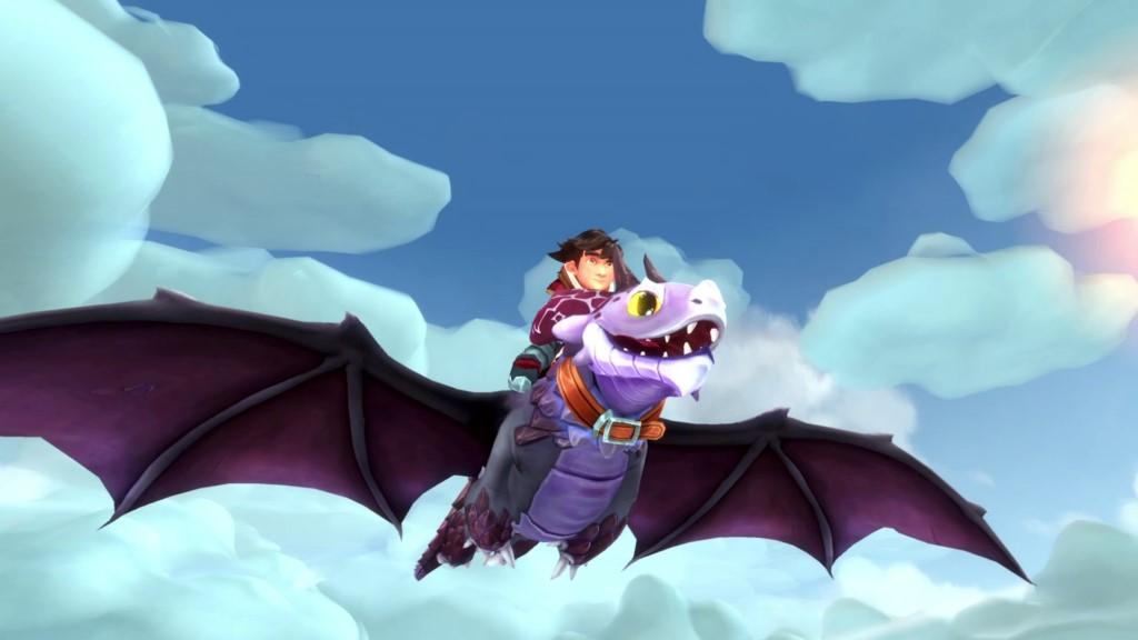 dreamworks dragons aufbruch neuer reiter launch trailer