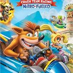 Crash Team Racing Cover