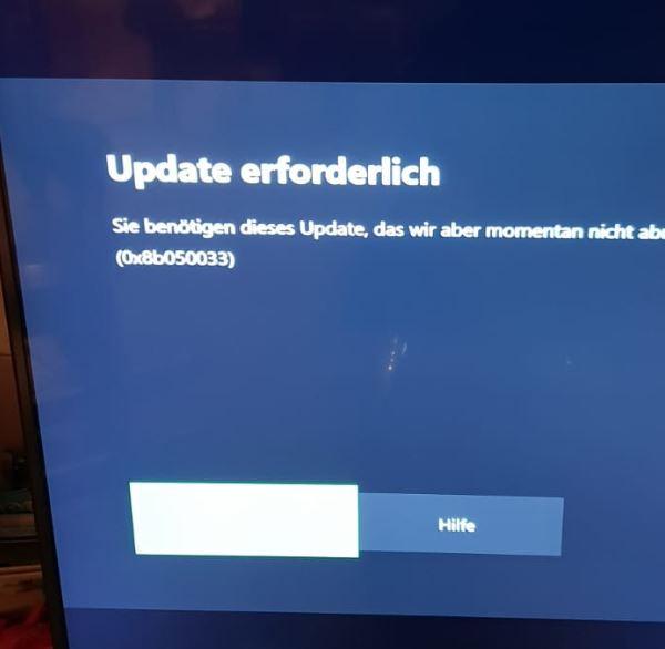 Xbox Live Störung