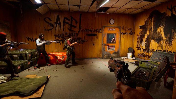 Back 4 Blood: Neue Gameplay-Trailer voller Zombies