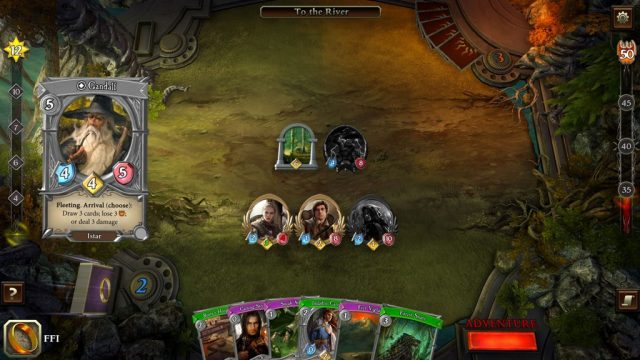 The Lord Of The Rings Adventure Card Game Xbox One Version Landet Im Game Pass