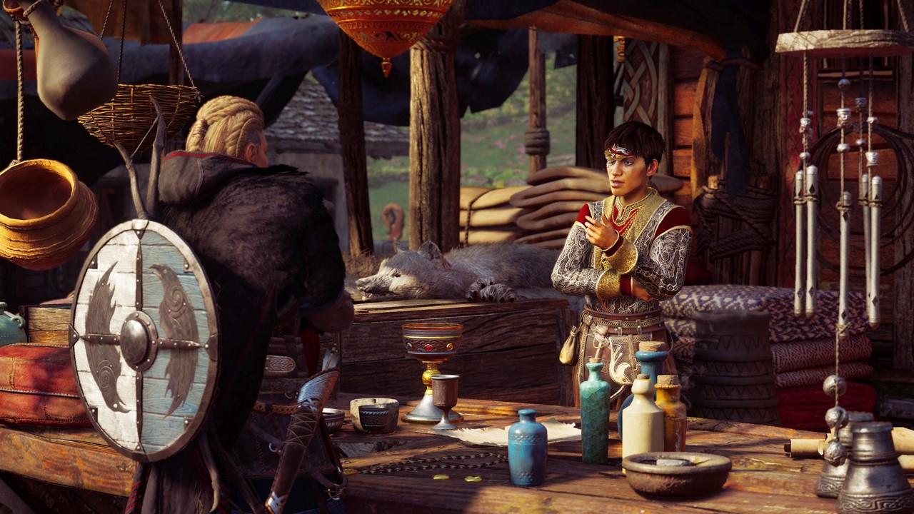 Assassin's Creed Valhalla: Zorn der Druiden