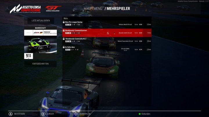 Assetto Corsa Xboxdynasty Communityserver
