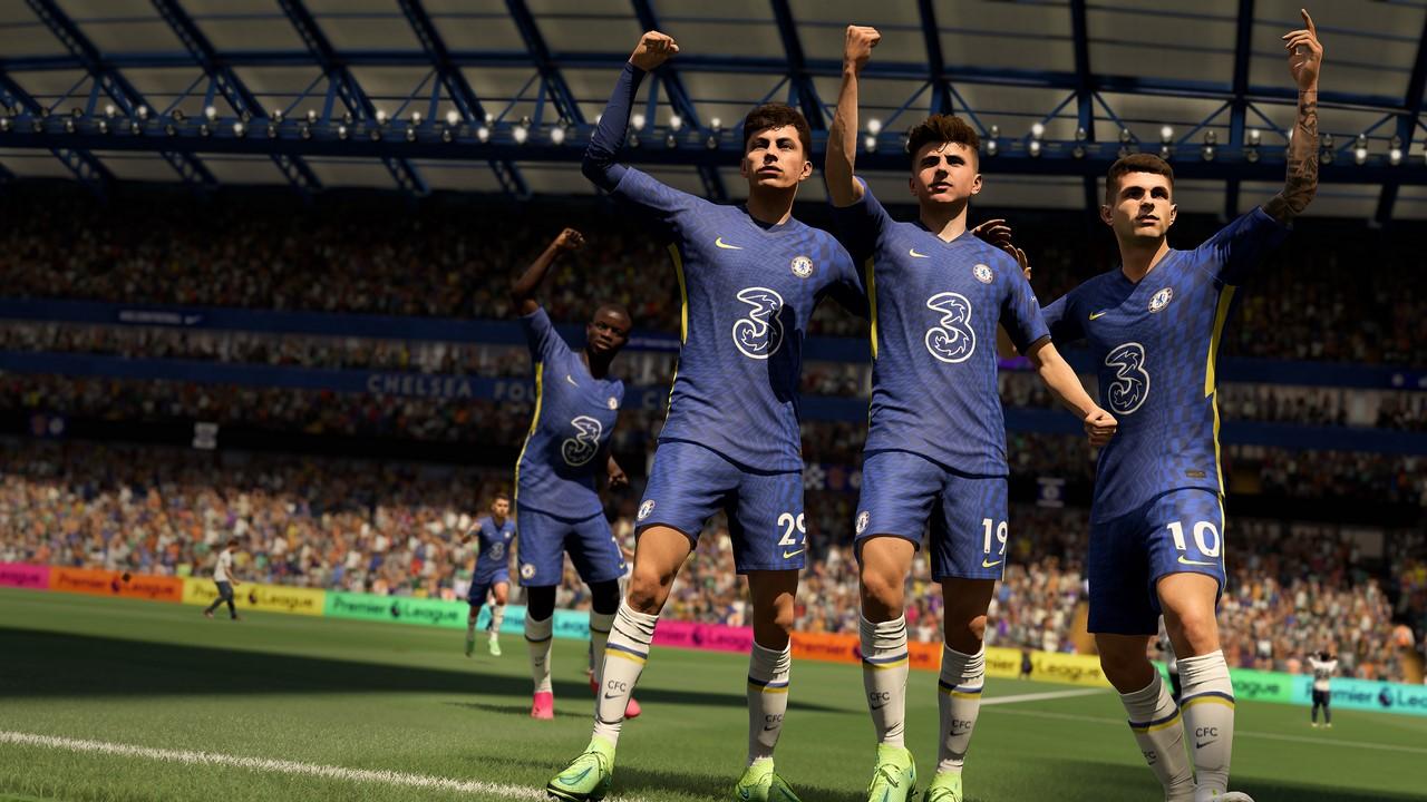 FIFA 22: EA und Lega Serie A gehen exklusive Partnerschaft ein