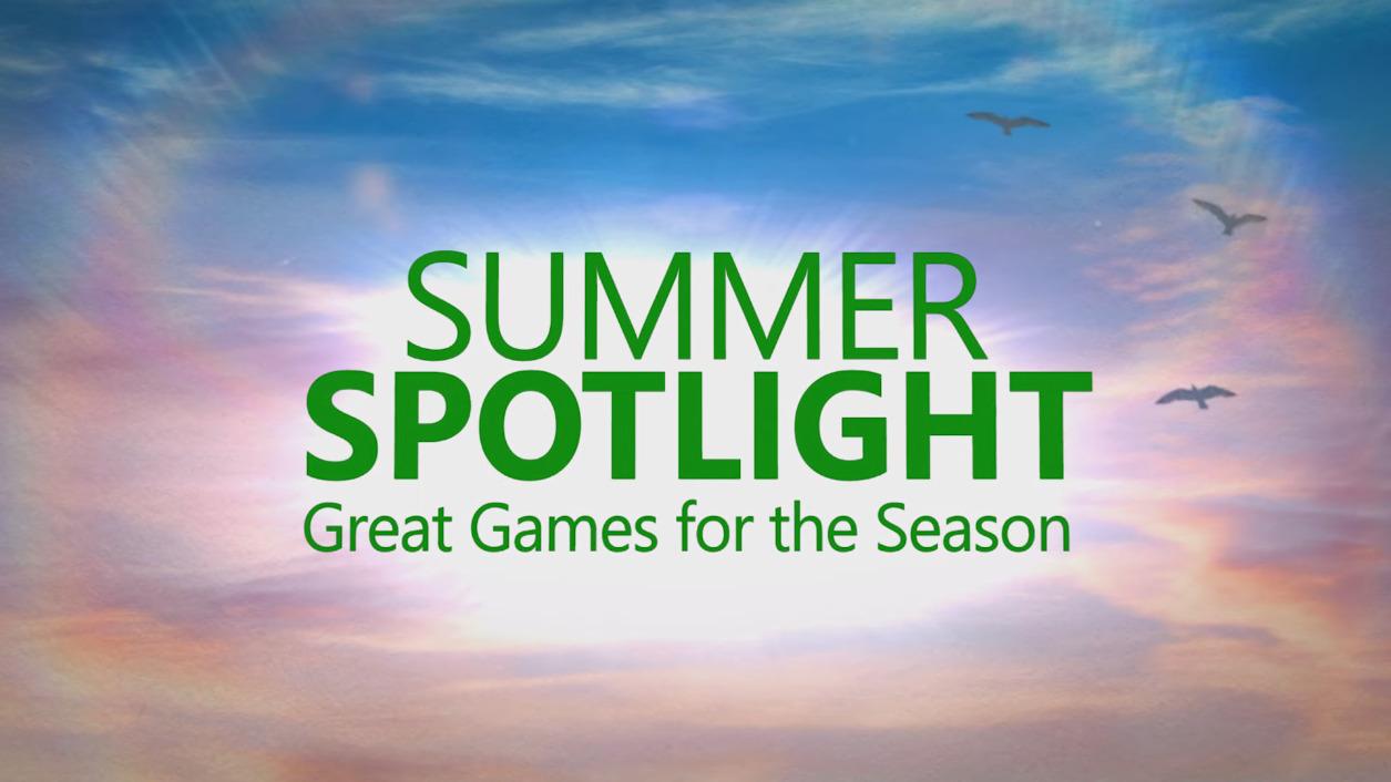 Xbox Series X: Summer Spotlight 2021 angekündigt